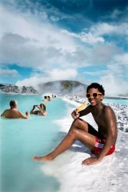 Must-Do auf Island: Bad in der Blauen Lagune - Quelle: