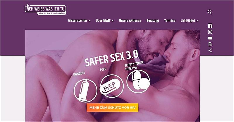 Schwuler Sex kein Kondom