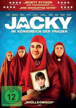 """Die Kom�die """"Jacky im K�nigreich der Frauen"""" wird am 26. Juni 2015 auf DVD und Blu-ray erscheinen"""