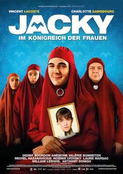 """Poster zum Film: """"Jacky im Königreich der Frauen"""" startet am 19. Februar in den deutschen Kinos"""