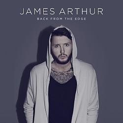 """Das neue Album """"Back From The Edge"""" von James Arthur ist am 28. Oktober 2016 erschienen"""