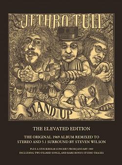 """Die neue Deluxe-Edition des legendären Albums """"Stand Up"""" von Jethro Tull ist am 18. November 2016 erschienen"""