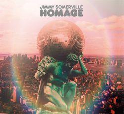"""""""Homage"""", produziert von John Winfield, wurde am 6. M�rz 2015 beim Label Membran ver�ffentlicht."""