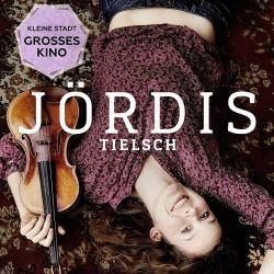 """Das neue Album """"Kleine Stadt, gro�es Kino"""" von J�rdis Tielsch ist am 28. August 2015 erschienen"""