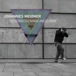 "Johannes Mei�ners Deb�talbum ""Regenbogenmalmaschine"" ist am 29. Januar 2016 erschienen"