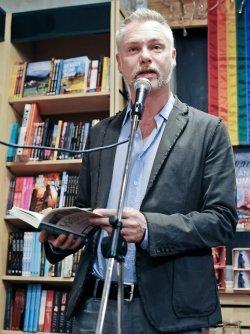 """Jonathan Kemp, Jahrgang 1967, ver�ffentlichte """"London Triptych"""" 2010 in Gro�britannien. Sein Roman wurde dort mit dem Authors' Club Best First Novel Award ausgezeichnet"""
