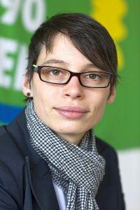 Mitiniatorin des Antrags war die lesbische Grünen-Abgeordnete Josefine Paul