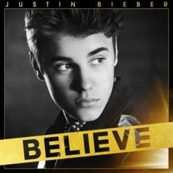 """Jetzt im Handel: Die Standard Edition von """"Believe"""" ist ausgestattet mit einem Poster und enth�lt 13 Songs"""