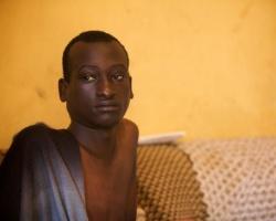 """Szenenfoto aus """"Call Me Kuchu"""": Die Doku zeigt den gef�hrlichen Kampf um LGBT-Rechte in Uganda"""