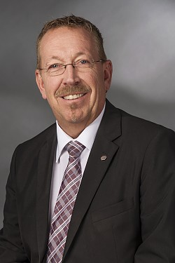 """Karl-Heinz Brunner (SPD) hofft bei der Ehe f�r alle auf """"Einsicht"""" der Union - Quelle: (cc) Foto-AG Gymnasium Melle / wikipedia"""