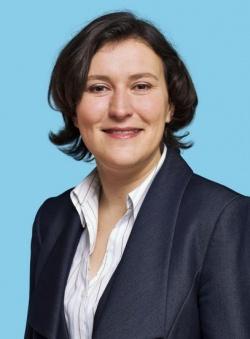 Die EU-Abgeordnete Kati Piri �bt scharfe Kritik an der T�rkei - Quelle: Partij van de Arbeid