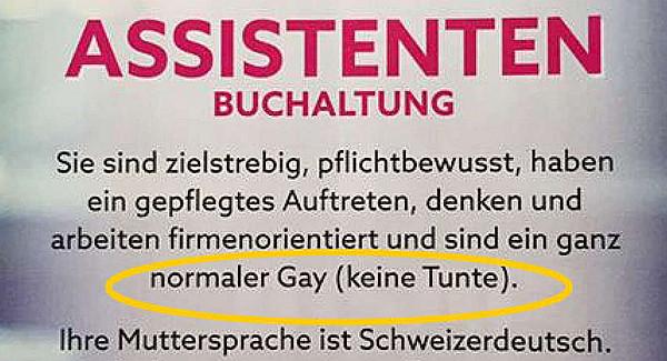 gay gesucht