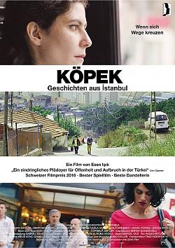 """Poster zum Film: """"Köpek"""" läuft seit 13. Oktober in deutschen Programmkinos"""