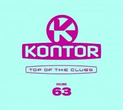 """Die """"Kontor Top Of The Clubs Volume 63"""" ist am 4. Juli 2014 erschienen"""