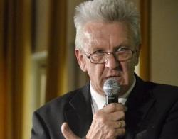 Wird Ministerpr�sident Manfred Kretschmann der Anerkennung der Maghreb-Staaten zustimmen? - Quelle: Gr�ne NRW