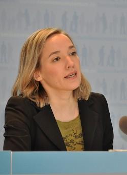 Die CDU-Politikerin Kristina Schröder war von 2009 bis 2013  Bundesministerin für Familie, Senioren, Frauen und Jugend. - Quelle: (cc) medienmagazinpro / flickr