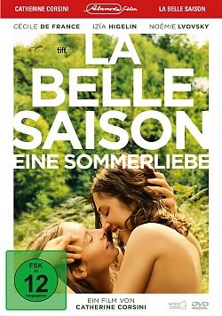 """""""La Belle Saison – Eine Sommerliebe"""" ist am 7. Oktober 2016 auf DVD und Blu-ray erschienen"""