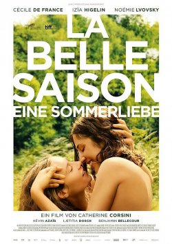 """Poster zum Film: """"La Belle Saison – Eine Sommerliebe"""" startet am 5. Mai 2016 bundesweit in deutschen Kinos"""