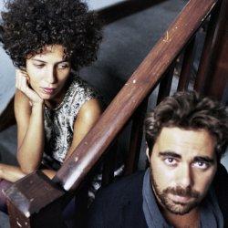 Federico Albanese und Jessica Einaudi sind La Blanche Alchimie