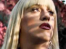 US-Dragqueen mit eigener Modelinie: Adriana Mia Diamante als Lady Gaga - Quelle: Peter Werner/Bruno Gmünder Verlag