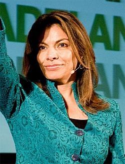 Unterschrieben ist unterschrieben: Costa Ricas Pr�sidentin Laura Chinchilla hat das Gesetz bereits unterzeichnet - Quelle: Wiki Commons / US Embassy, Costa Rica. / CC-PD-MarkPD US Government