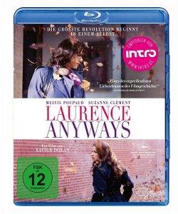 """Ein halbes Jahr nach dem Filmstart ist """"Laurence Anyways"""" Ende Januar 2014 endlich auch auf DVD und Blu-ray erschienen"""