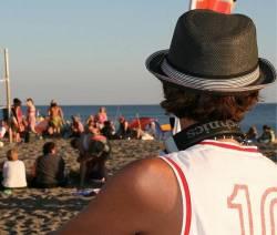 DJ Thunderpussy ist auch in diesem Jahr wieder auf Lesbos dabei