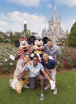 Covermotiv der neuen Broschüre: Orlando wirbt mit einem der Highights der Metropole – dem Walt Disney World Resort