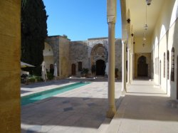 Wohnen wie ein Emir: Das Mir Amin Palace Hotel in den Bergen von Chouf - Quelle: Briand Bedford