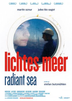 """Plakat zum Film: """"Lichtes Meer"""" l�uft ab 4. Februar 2016 in deutschen Kinos � u.a. bei der """"Gay-Filmnacht"""""""