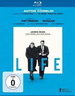 """Das filmische Denkmal f�r Filmikone James Dean """"Life"""" ist am 26. Februar 2016 auf DVD und Blu-ray erschienen"""