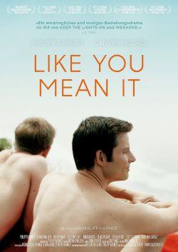 """Die Edition Salzgeber hat """"Like You Mean It"""" mit deutschen Untertiteln auf DVD ver�ffentlicht"""