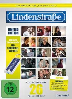 """Der """"Lindenstra�e""""-Jahrgang 26 vereint die vollst�ndigen Folgen von Ende 2010 bis Ende 2011"""