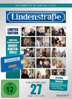 """Der """"Lindenstra�e""""-Jahrgang 27 vereint die vollst�ndigen Folgen von Ende 2011 bis Ende 2012"""