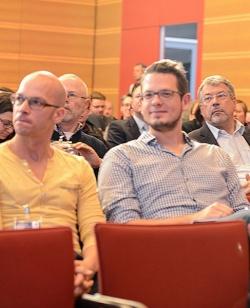 Der LSBTI*-Wissenschaftskongress lockte ein bunte Mischung an Besuchern an - Quelle: Bundesstiftung Magnus Hirschfeld / Sabine Hauf
