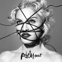 """Madonnas neues Album """"Rebel Heart"""" erscheint am 6. März in drei Versionen (Standard, Deluxe und Super Deluxe)"""