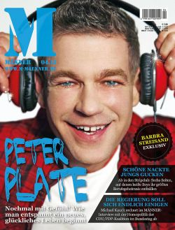 Das Interview ist ein Auszug eines Gespr�chs, das in der April-Ausgabe des Magazins M�NNER ver�ffentlicht wurde