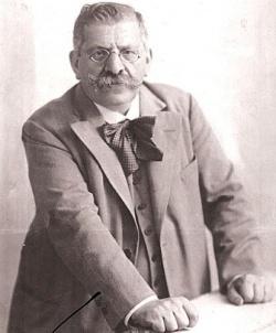 Der Arzt und Sexualwissenschaftler Magnus Hirschfeld wurde von den Nazis verfolgt und starb 1935 im Exil in Nizza