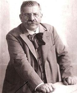 Pionier der Homosexuellenbewegung: Magnus Hirschfeld gr�ndete 1897 das Wissenschaftlich-humanit�re Komitee