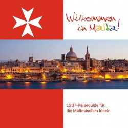 """Viele nützliche Infos auf 44 Seiten: """"LGBT-Reiseguide für die Maltesischen Inseln"""""""