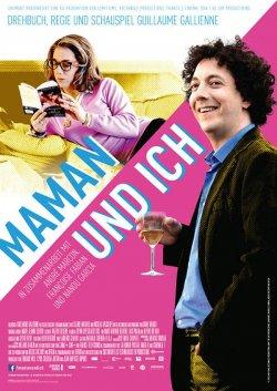 Das Poster zum Film: Guillaume Gallienne spielt nicht nur sich selbst, sondern auch seine Mutter