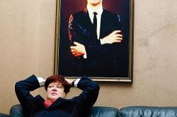 """""""Mann sein, wie Frau sein, alles nur ein Konstrukt"""" sagt Dianne Torr - Quelle: Salzgeber Medien"""