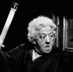 So kennen und lieben wir sie: Rutherford als resolute Miss Marple - Quelle: Warner Home Video