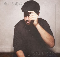 "Matt Simons' Album ""Catch & Release"" ist am 15. Januar 2016 erschienen"