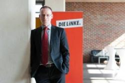 Neuer Bundesgesch�ftsf�hrer der Linkspartei: Matthias H�hn