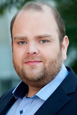 Matthias Steuckardt engagiert sich im schwulen Informations- und Beratungszentrum Mann-O-Meter - Quelle: CDU Tempelhof-Schöneberg