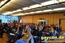 Die N�rnberger Konferenz lockte Teilnehmer aus dem gesamten Bundesgebiet und dem Ausland an