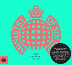 """""""Ministry of Sound � The Annual 2015"""" ist am 14. November 2014 erschienen"""