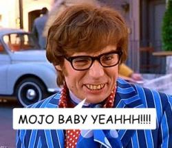 """Austin Powers (Mike Myers) hatte zwischendurch sein Mojo verloren - Quelle: """"Austin Powers in Goldständer"""", Warner Home Video"""