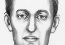 Mit dieser Weichteilrekonstruktion suchte die Polizei  2011 nach der mittlerweile gekl�rten Identit�t des Mordopfers - Quelle: Polizeidirektion Reutlingen